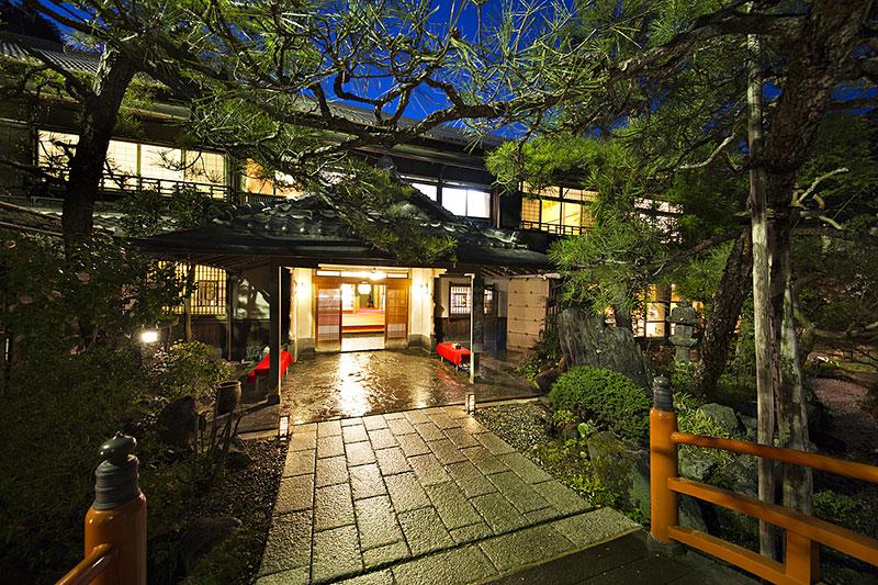 Nantenen |japan Ryokan Amp Hotel Association Kansai Branch